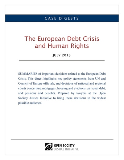 First page of PDF with filename: case-digests-debt-crisis-human-rights-20130802.pdf