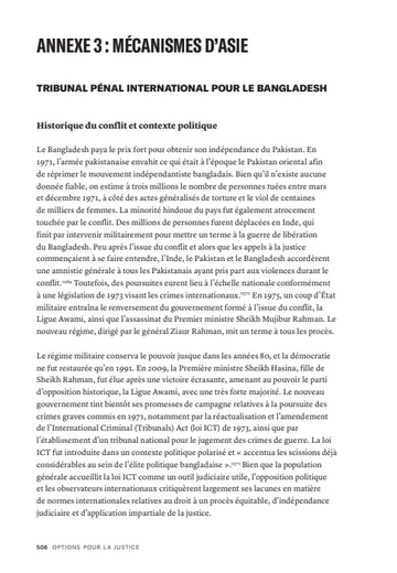 First page of PDF with filename: options pour la justice-fr-asie-20181205.pdf