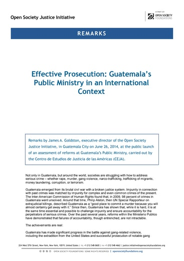 First page of PDF with filename: goldston-ceja-guatemala-07082014.pdf