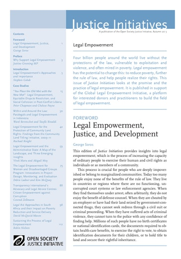 First page of PDF with filename: justice-initiatives-legal-empowerment-20140102.pdf