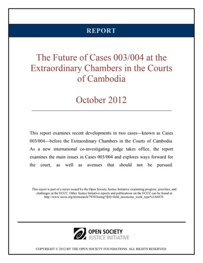 First page of PDF with filename: eccc-report-cases3and4-100112_0.pdf