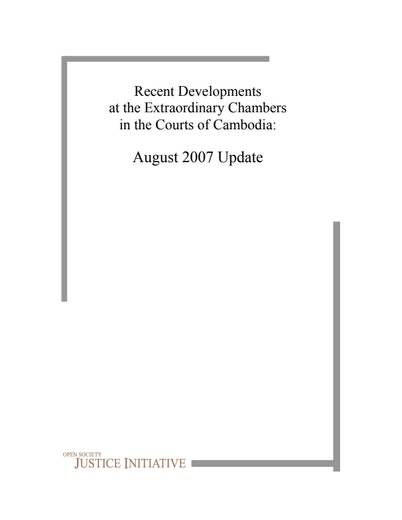 First page of PDF with filename: eccc_20070803.pdf