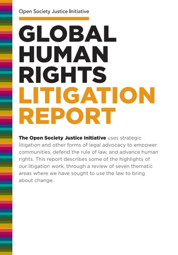 First page of PDF with filename: litigation-global-report-20180428.pdf