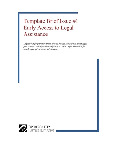 First page of PDF with filename: legal-tools-early-access-20120424.pdf