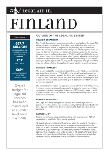 First page of PDF with filename: eu-legal-aid-finland-20150427_0.pdf