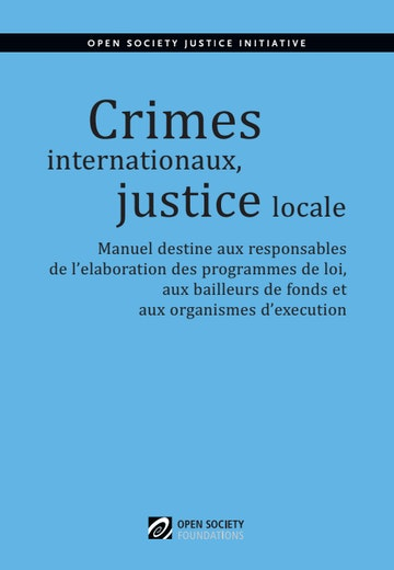 First page of PDF with filename: crimes-internationaux-justice-locale-20120908.pdf