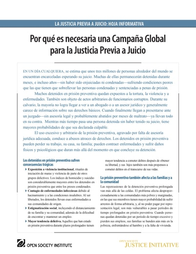 First page of PDF with filename: z-global-campaign-flyer-spanish-20090903_0.pdf