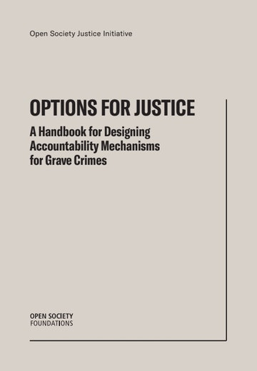 First page of PDF with filename: options-for-justice-20180918.pdf