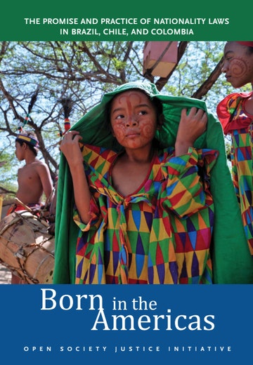 First page of PDF with filename: born-in-the-americas-20170323.pdf