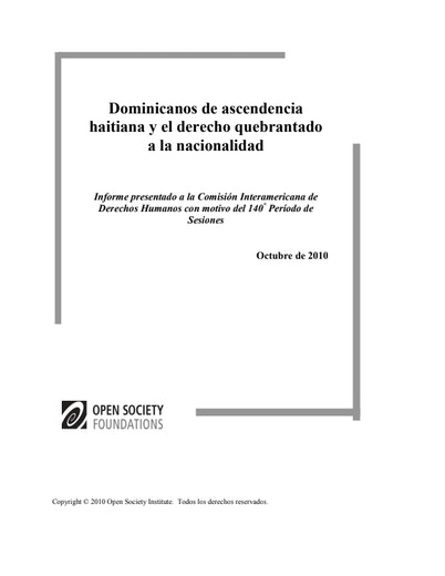First page of PDF with filename: Dominican-Republic-Nationality-Report-ESP-20110805_0.pdf