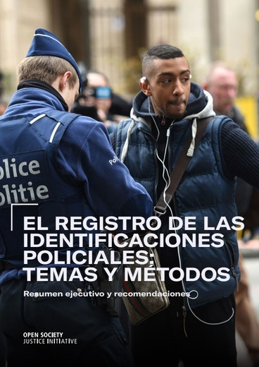 First page of PDF with filename: el-registro-de-las-identifcaciones-policiales-03182020.pdf