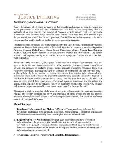 First page of PDF with filename: summary_20060929_0.pdf