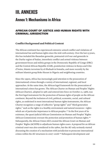 First page of PDF with filename: options-for-justice-annex-1-africa-20180918.pdf