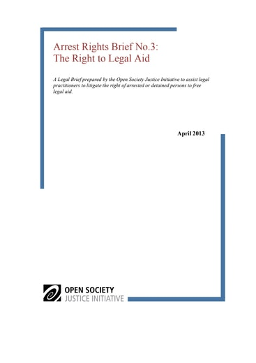 First page of PDF with filename: arrest-rights-template-legal-aid-20130412.pdf
