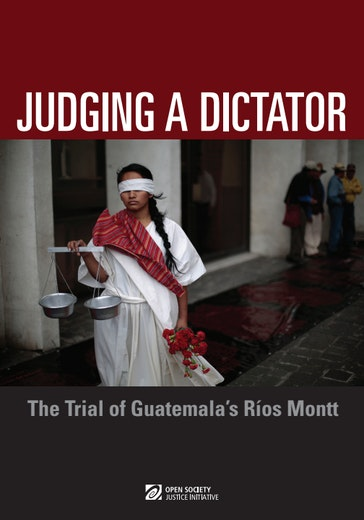 First page of PDF with filename: judging-dicatator-trial-guatemala-rios-montt-11072013.pdf