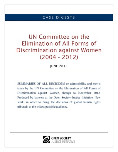 First page of PDF with filename: case-digests-cedaw-june-2012-20130619.pdf