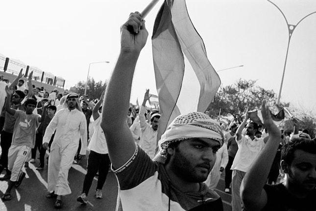 Bidoon protest