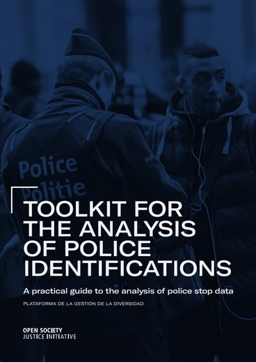 First page of PDF with filename: toolkit-for-the-analysis-of-police-identifications-20200302.pdf