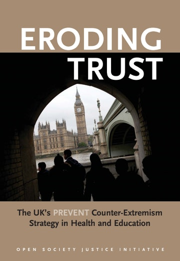 First page of PDF with filename: eroding-trust-20161017_0.pdf