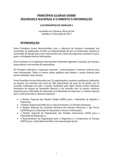 First page of PDF with filename: tshwane-portuguese-20150209.pdf